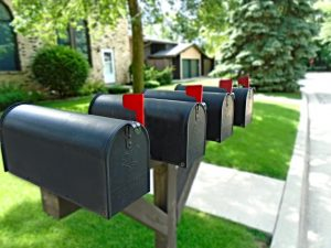 mailbox installation and repair