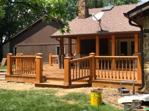 Deck Install Indianapolis