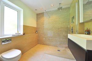 walkin shower bathroom installer Indiana