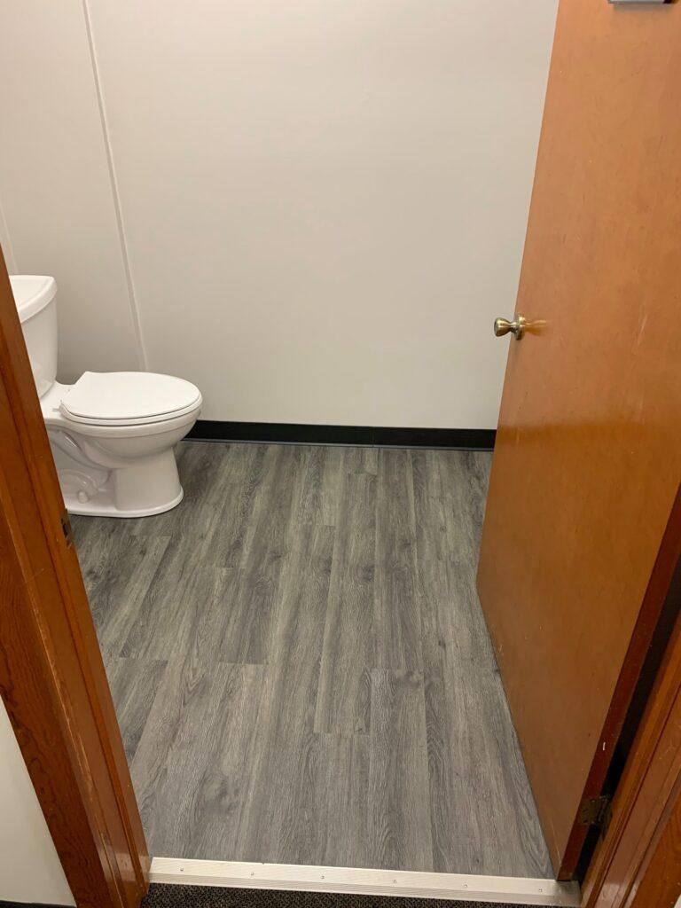 quick commercial bathroom upgrade 3